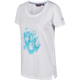 Regatta Filandra III T-Shirt Women white/silver